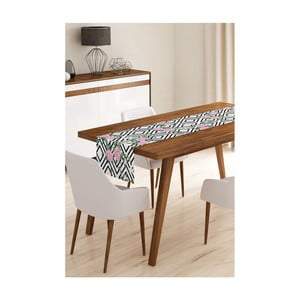 Behúň na stôl z mikrovlákna Minimalist Cushion Covers Samantha, 45×145 cm