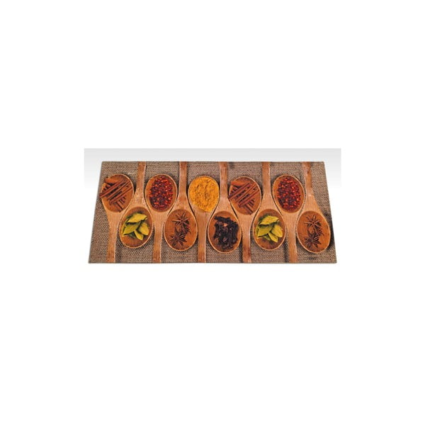 Vysokoodolný kuchynský behúň Webtappeti Spices Market, 60×190cm