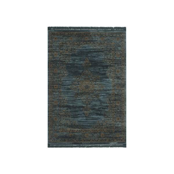 Koberec Gannon 154x228 cm, modrý