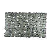 Gumová rohožka Mars&More Silver Stones, 75x45cm