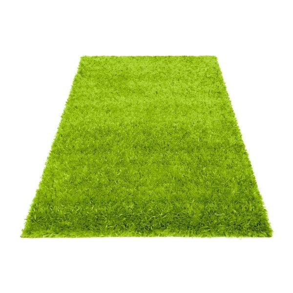 Koberec Grip Green, 140x200 cm