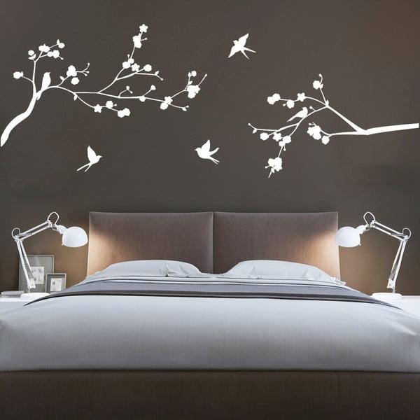 Samolepka Ambiance Flight Of Birds, 55×75 cm