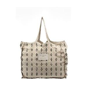 Látková taška Linen Bereber, šírka 50 cm
