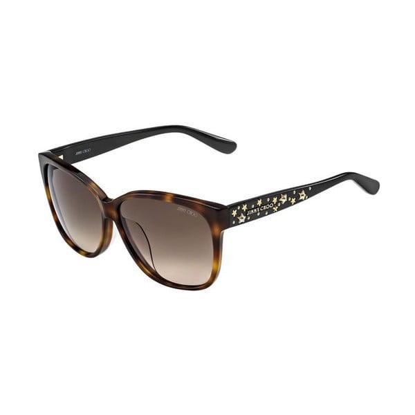 Slnečné okuliare Jimmy Choo Chanty Leopard/Brown