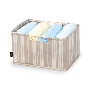 Úložný box Domopak Stripes