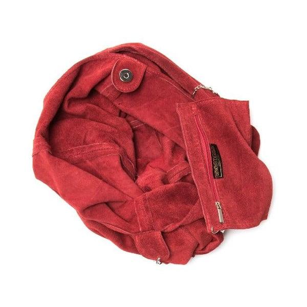 Kabelka Roberta M 885, červená
