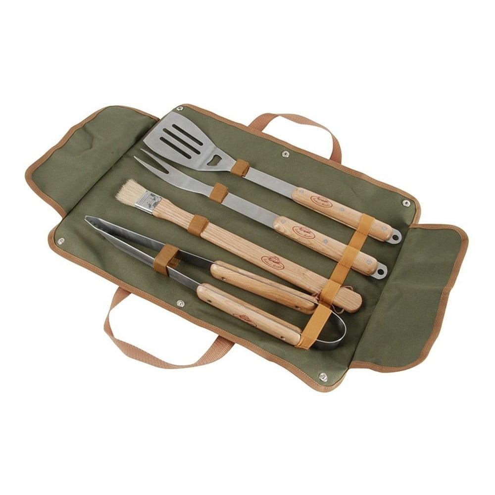 Set ručných nástrojov na grilovanie a puzdra Ego Dekor BBQ