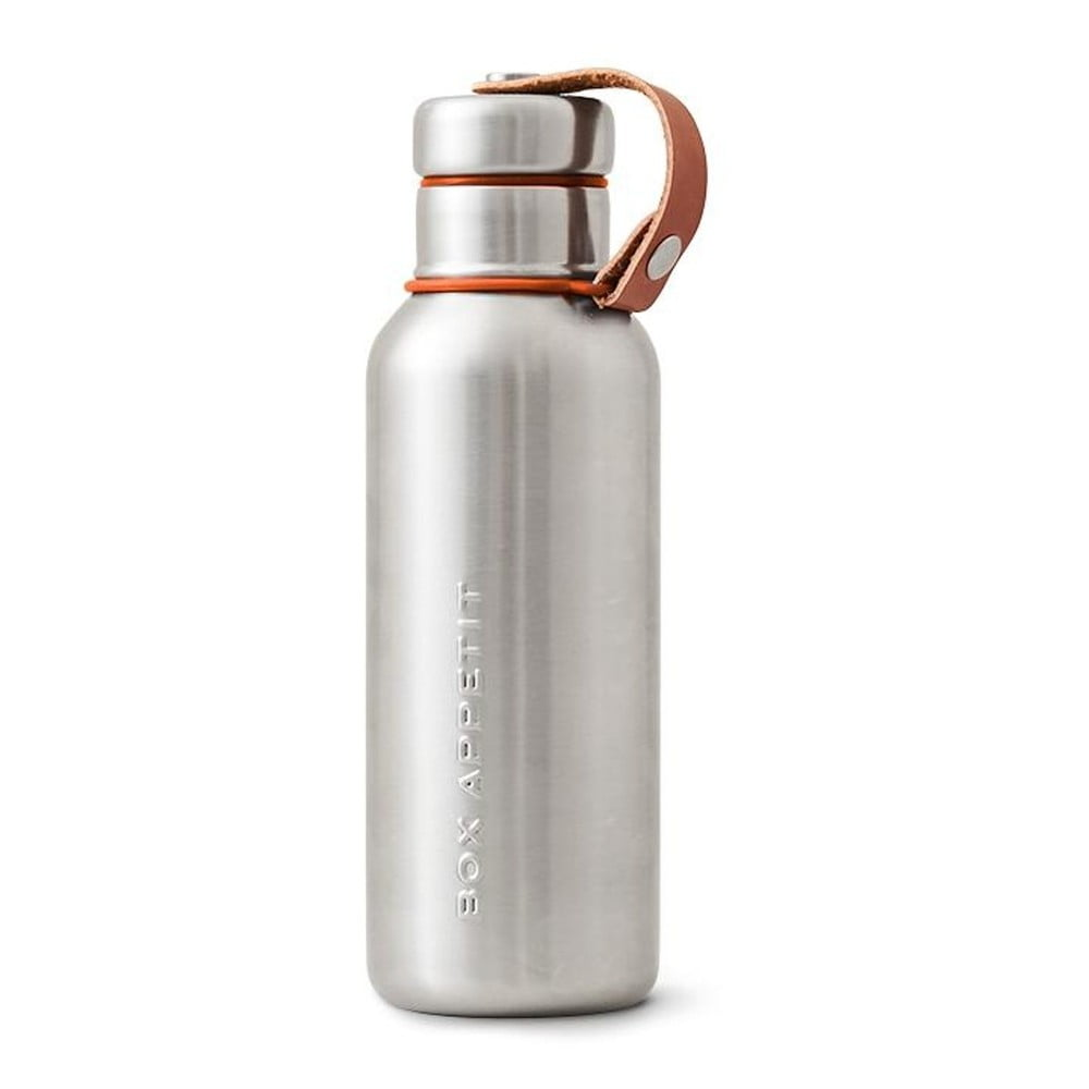 Oranžová dvojstenná antikoro termofľaša Black  Blum Insulated Vacuum Bottle 500 ml