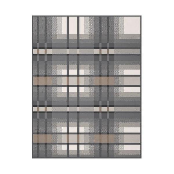 Deka Scotland Grey, 150x200 cm