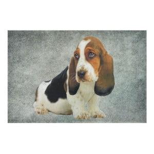 Predložka Basset Puppy 75x50 cm