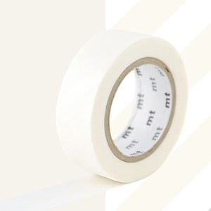 Washi páska MT Masking Tape Come, návin10m