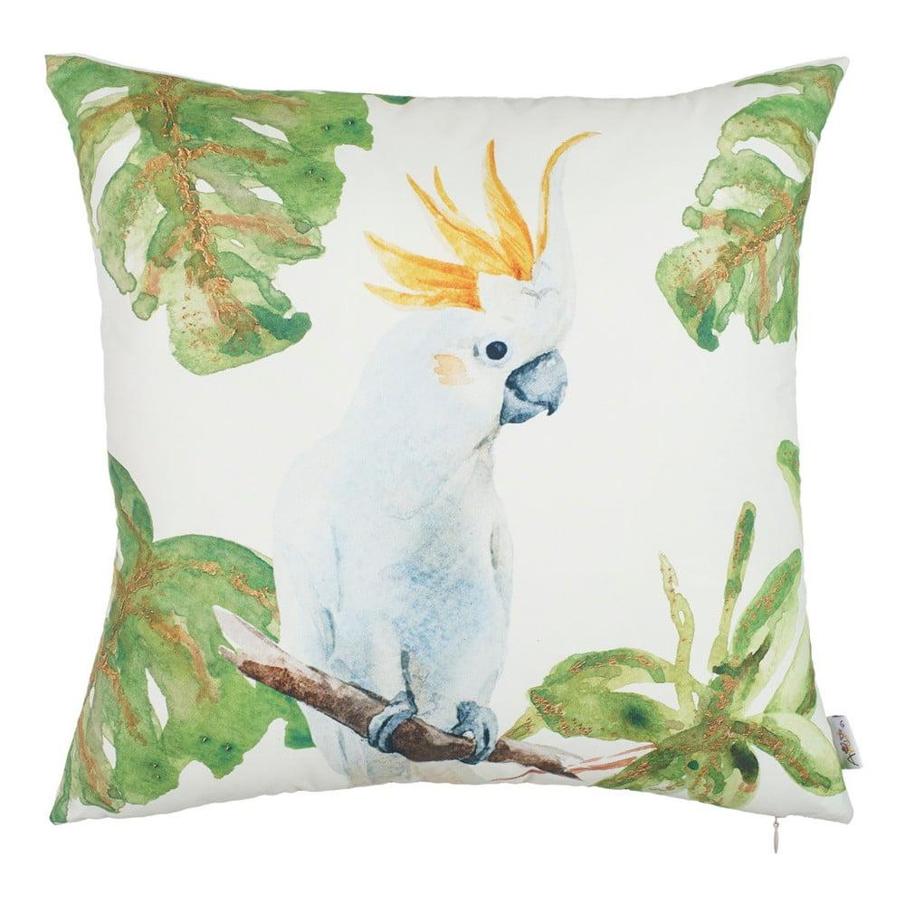 Obliečka na vankúš Mike & Co. NEW YORK Cacadu Jungle, 43 × 43 cm