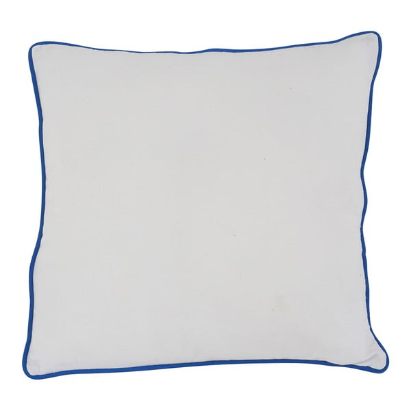 Vankúš White Piping, 45x45 cm