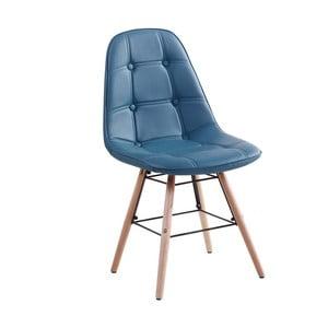 Jedálenská stolička Patty, modrá