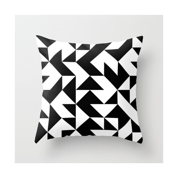 Obliečka na vankúš Origami, 45x45 cm