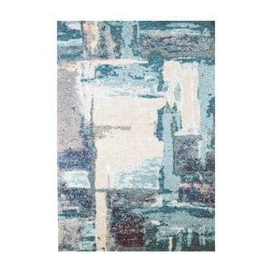 Modrý koberec Eco rugs Leonore, 135×200 cm