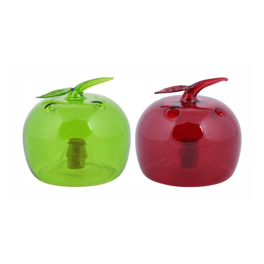 Sada 2 sklenených lapačov ôs Apple