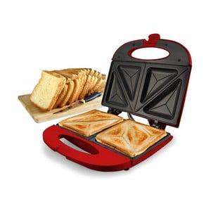 Červený sendvičovač JOCCA Sandwich