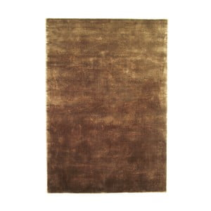Hnedý ručne tkaný koberec Flair Rugs Cairo, 200 × 290 cm