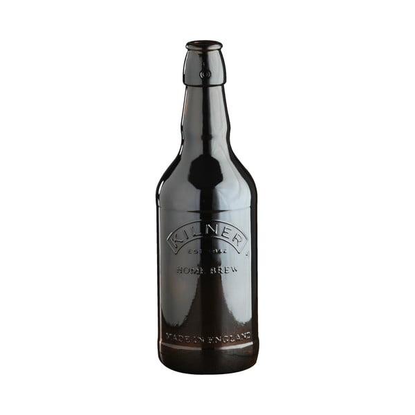 Sklenená fľaša na nápoje Kilner, 0,5l