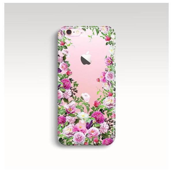 Obal na telefón Floral VII pre iPhone 6/6S