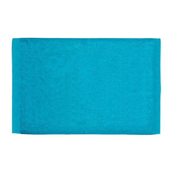 Kúpeľňová predložka 50x80 cm, modrá