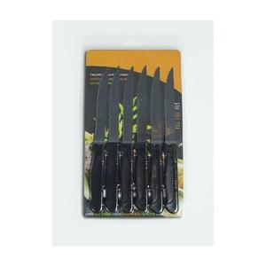 Set 6 steakových nožov Utilinox