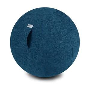 Modrá lopta na sedenie VLUV, 75cm