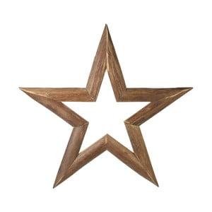 Závesná hviezda Parlane Leira, výška 62 cm