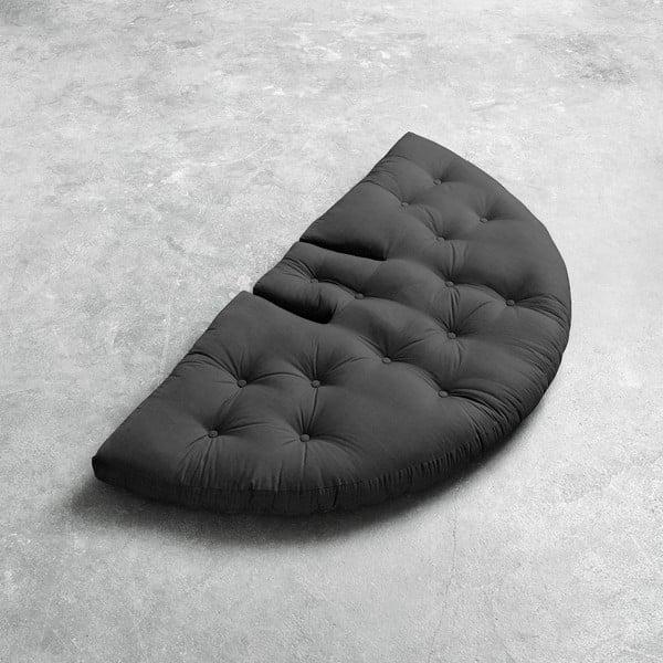 Rozkladacie kresielko Karup Nido Dark Grey