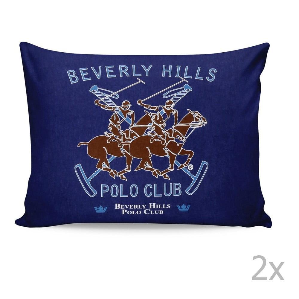 Sada 2 obliečok na vankúš Beverly Hills Polo Club Barrow