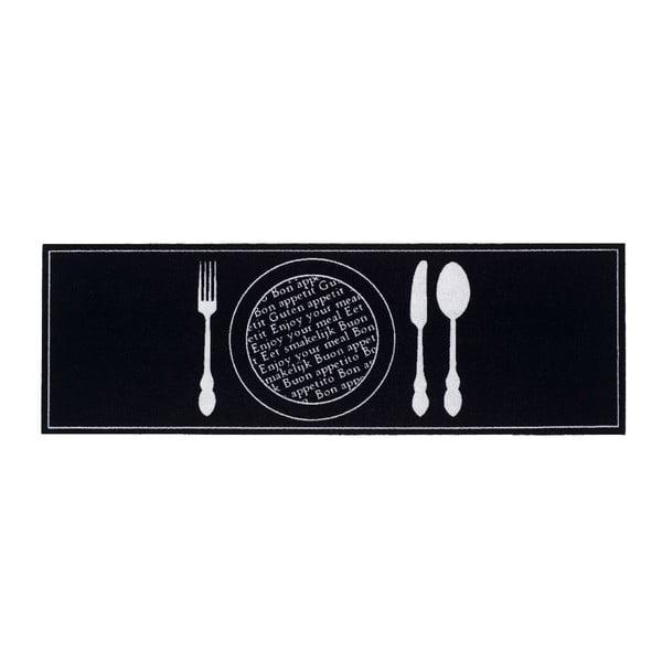 Kuchynská rohožka Hamat Enjoy Your Meal, 50x150cm