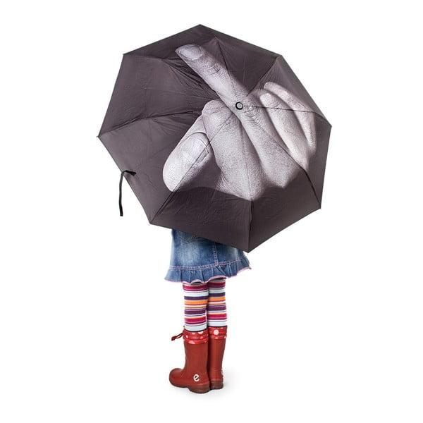 Vtipný dáždnik Fuck The Rain