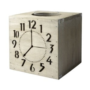 Svietnik Wood Clocks, 17x15 cm