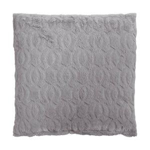 Vankúš Jetra Dark Grey, 45x45 cm