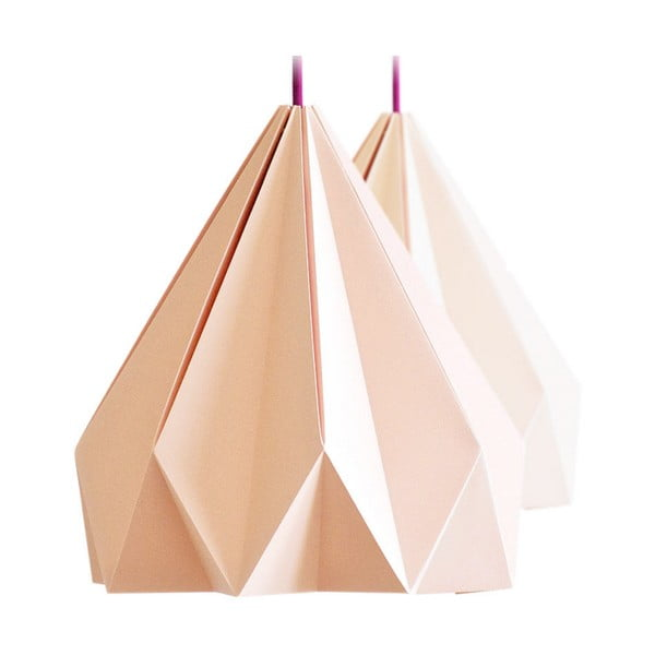 Origamica luster Spring Light For Playful Pink