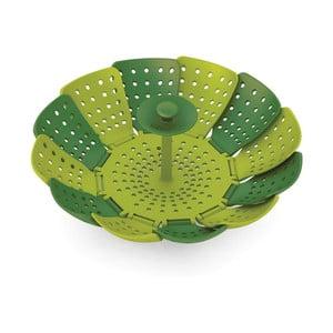 Zelený naparovač Joseph Joseph Lotus Plus