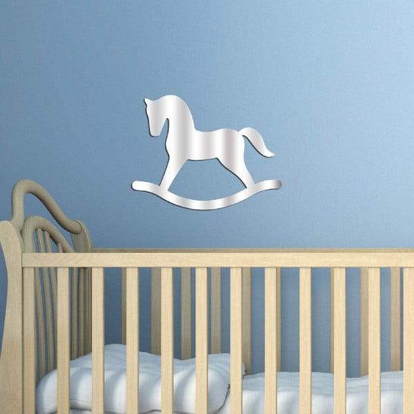 Dekoratívne zrkadlo Running Horse