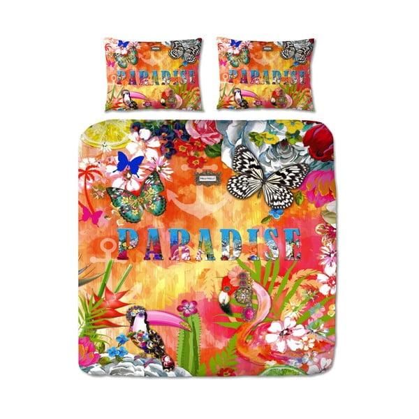 Obliečky na dvojlôžko Melli Mello Exotic, 240 x 200 cm