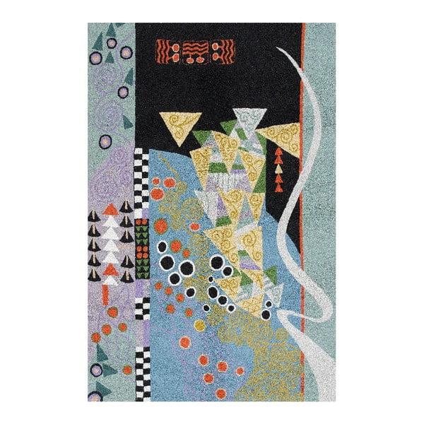 Koberec Klimt Marine, 150x90 cm
