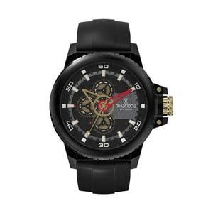 Pánske hodinky WWW 1991, Black/Black
