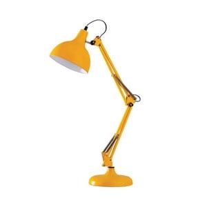 Stolová lampa Dave, žltá