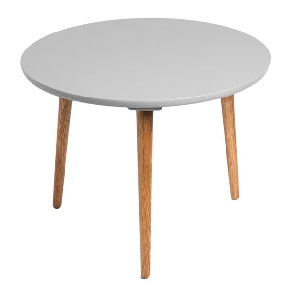 Stôl D2 Bergen, 45 cm, sivý