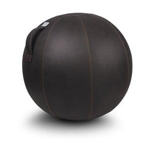 Tmavohnedá lopta na sedenie VLUV, 65cm