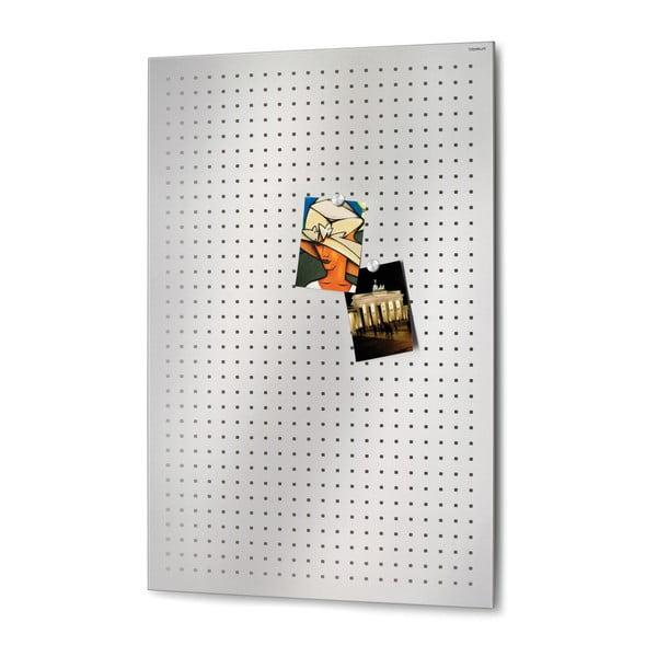 Dierkovaná magnetická tabuľa Blomus Muro, 60 x 90 cm