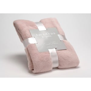 Deka Old Pink Doudou, 100x75 cm