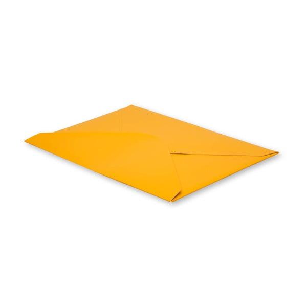Papierová zložka na dokumenty Moleskine Orange, A4