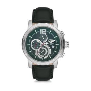 Pánske hodinky s koženým remienkom Santa Barbara Polo & Racquet Club Toliy