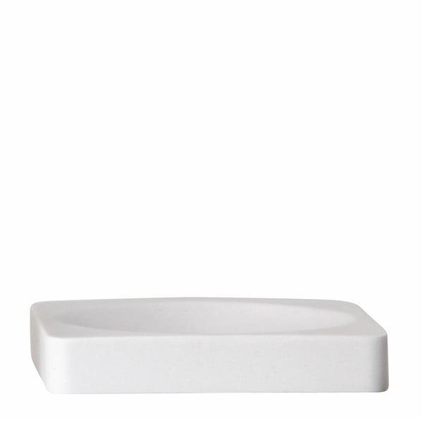 Podložka na mydlo Rock White