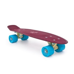 Skateboard Miller Wine Red